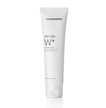 MESOESTETIC - Ultimate W+ Whitening Foam 100 Ml.